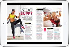Australian Yoga Journal Tablet Edition (replica). More on www.magpla.net MagPlanet #TabletMagazine #DigitalMag