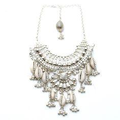 Beach Dweller Indian Necklace - Child of Wild   - 1