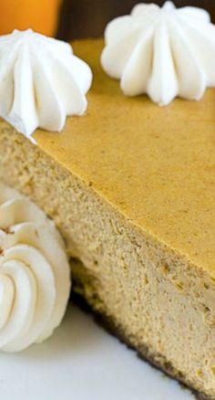 Cheese Cake on Pinterest   Cheesecake, Pumpkin Pie Cheesecake and ...