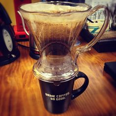 Clever Dripper. And Land of a Thousand Hills.