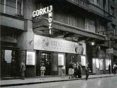 1958. Gorkij mozi az Akácfa utcában.