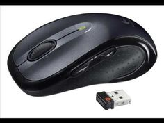 Logitech Wireless Computer Mouse – Comfortable Shape with USB Unifying Receiver, with Back/Forward Buttons and Side-to-Side Scrolling, Blue Best Mouse, Pc Mouse, Logitech, Wireless Computer Mouse, Wireless Speakers, Pc Parts, Best Pc, Chromebook, Laptop Computers