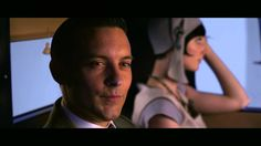 The Great Gatsby Deleted Scenes - Nick & Jordan