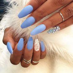nails, art, nail art, blue, beauty, girl, women's, fashion, jewellery