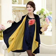 vestido bordado manton - Buscar con Google