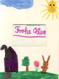 Frohe Ostern! - S. Hopp