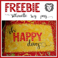 Oh Happy Day - Plotter Freebie Doodle, Happy Day, Plotter Freebie, Sewing Patterns, Tutorials, Basteln, Scribble, Hapy Day, Doodles