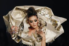 Hailed as one of China's first, if not finest, couturiers, Beijing-based Guo Pei has dressed some of the world's most powerful and wealthiest women. Her elaborate designs are sought after by the wives and daughters of Chinese tycoons and political leaders, as well as celebrities such as American pop star Lady Gaga and Chinese actress Li Bingbing.