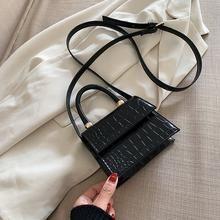 Mini Stone Pattern Totes For Women 2020 – sherazad shop New Handbags, Mini Handbags, Black Handbags, Travel Purse, Tote Pattern, Crossbody Shoulder Bag, Crossbody Bags, Leather Pouch, Mini Bag