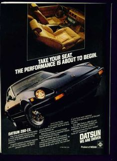 Datsun 280 Zx (1982)