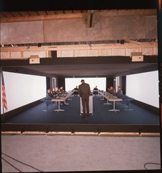 Revealing behind-the-scenes photos from pioneering Stanley Kubrick film A Space Odyssey' Great Sci Fi Movies, Sf Movies, Fiction Movies, Science Fiction, Scene Image, Scene Photo, Stanley Kubrick, 2001 A Space Odyssey, Alternative Movie Posters