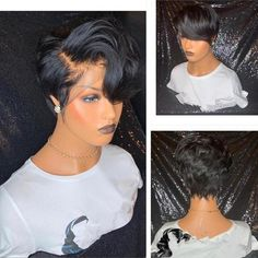 Details about 4 Inch Short Human Hair Wigs Brazilian Lace Front Wig Bob Cut Wig Bleached Knots House Beautiful house of beauty lace front wigs Short Pixie Wigs, Bob Cut Wigs, Short Lace Front Wigs, Brazilian Lace Front Wigs, Short Human Hair Wigs, Human Wigs, Wig Bob, Front Lace, Pixie Cut Wig