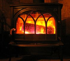 Jotul Stove -- I have this stove in my cabin and I love it.