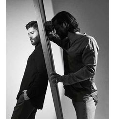 Jensen and Jared in Rogue Magazine