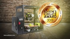 Lulzbot Mini is the 3D printer you've been waiting for: receives Editor's Choice award from Natural News