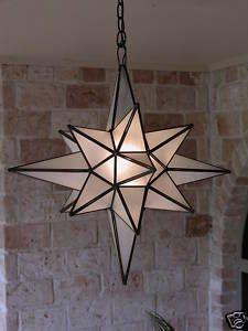 Moravian Star Light $219