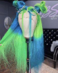 Baddie Hairstyles, Weave Hairstyles, Simple Hairstyles, School Hairstyles, Ponytail Hairstyles, Straight Hairstyles, Wedding Hairstyles, Pretty Hair Color, Birthday Hair