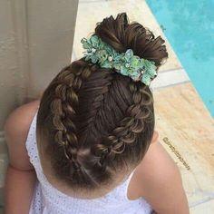Baby Newborn Bow Hair Band High Elastic No Trace Baby Hair Accessories NJ8