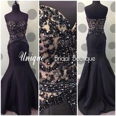 Prom Dress White 2k16 Mermaid Black Prom Gowns With Sweetheart Neckline Real Photos Beading Rhinestones Satin Hot Sale Pageant Dresses With Zipper Back Prom Dresses 2015 Lace From Nicedressonline, $152.2  Dhgate.Com