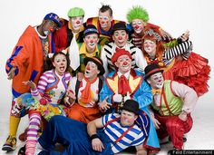"""Ohio College of Clowning Arts !   Located in Akron, Ohio, the school was founded in 1989 and as its Web site declares, it's dedicated to teaching the """"ancient and honorable art of the clown."""" woo hoo"""