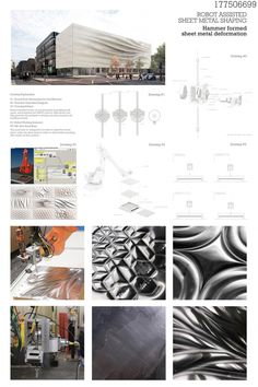 15 best meeting pod images parametric architecture, parametricfirst round finalist robot assisted sheet metal shaping by lik hang gu, nathan shobe