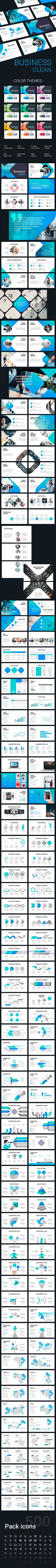 Business Clean Powerpoint Professional - Business PowerPoint Templates  Download link: https://graphicriver.net/item/business-clean-powerpoint-professional/22141323?ref=KlitVogli
