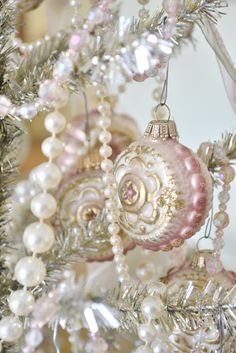 : Pink Christmas