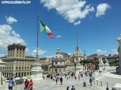 Desde el Monumento a Vittorio Emanuele II
