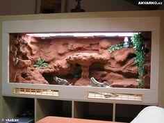 Reptile Habitat, Reptile Room, Reptile Cage, Reptile Enclosure, Bearded Dragon Terrarium, Bearded Dragon Cage, Bearded Dragon Habitat, Leopard Gecko Habitat, Leopard Geckos