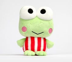 """Keroppi 5"""" Mascot: Special Collection"""