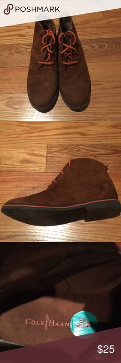 Men's boots Kids boots brand new!! Size 4. Price drop!!✅ Cole Haan Shoes Boots