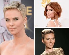 The Hottest Short Hairstyle Trends of the Year