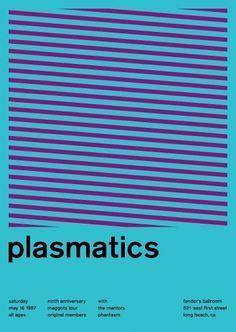 Plasmatics at fender's ballroom, 1987 swissted in Swiss Design