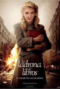 La ladrona de libros (The book thief) - Estreno 17 Enero 2014 en #cines