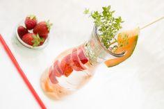 Einladung zum Essen: Cool Water!