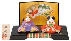Rakuten: Capital emperor and empress dolls
