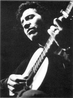 "VICTOR JARA - revolutionary Chilean singer, abducted in the 1973 coup d'etat and taken to the national stadium in Santiago. The soldiers tortured him, breaking his hands and taunting him to ""play the guitar now"". He was killed by 44 machine-gun bullets, and his body was found dumped in a shanty town in Santiago."