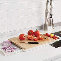 Fancy - Chef'n PrepStation 3-in-1 Cutting Board