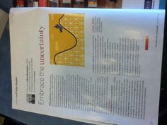 Psychologies 1 page article with Illustration
