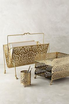 Anthropologie Casimira Desk Accessories ($18)