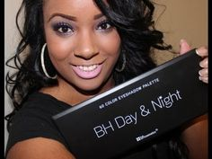 BH Cosmetics Day & Night Palette Makeup Tutorial