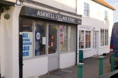 Ashwell Village Stores and the Star of India Indian Takeaway