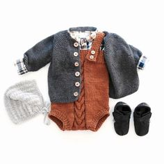 Organizations that Bodys Models - My Happy Home Decorations Baby Outfits, Kids Outfits, Cute Outfits, Knitting For Kids, Baby Knitting Patterns, One Clothing, Baby Kind, Kid Styles, Baby Sweaters