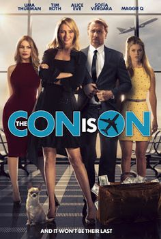 Watch The Con Is On 2018 Film Streaming vf Gratuit en Francais Parker Posey, Imdb Movies, 2018 Movies, Top Movies, Movies Online, Comic Movies, Family Movies, Horror Movies, Uma Thurman