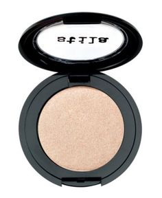 Stila Eyeshadow in Kitten. My absolute favorite. I buy this all the time. The best upper lid highlighter ever. Wish it weren't so fragile!