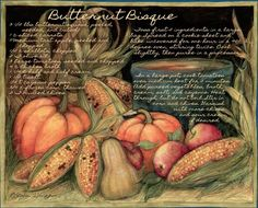 Butternut Bisque (Susan Winget)