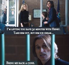 OUAT. Once Upon A Time. 1x12. Rumple humor.