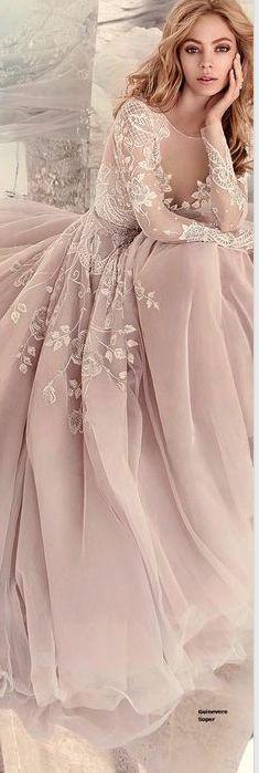 Hayley Paige #wedding #HayleyPaige https://www.pinterest.com/chrissy3920/ChrissyKappBlair