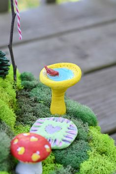 3 Glowing Tips: Fairy Rock Garden Ideas backyard garden vegetable flower.