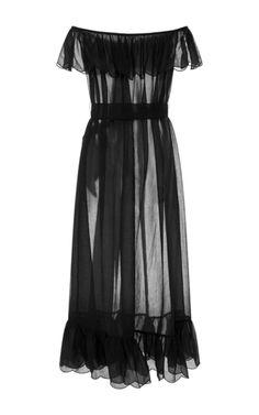 Off The Shoulder Victoria Dress by MARYSIA SWIM